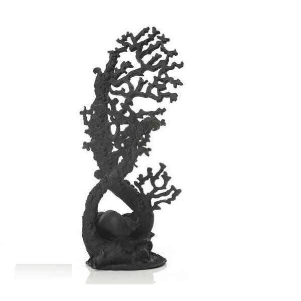 Decoratiune Coral Negru