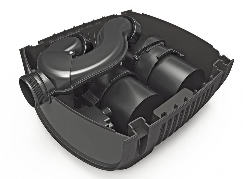Pompa Cu 2 Motoare Oase Aquamax Eco Twin