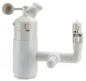 Mini statie meteo cu senzori de ploaie,vant si inghet Hunter MWS-FR