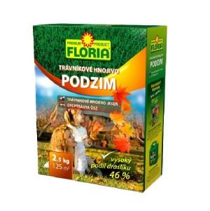 Ingrasamant pentru gazon toamna Floria 2.5kg