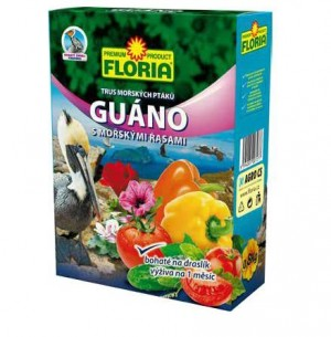 Ingrasamant cu guano si alge marine 0,8 kg Floria