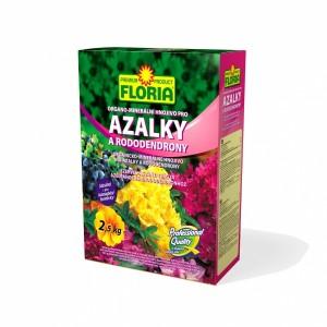 Ingrasamant organic pentru azalee si rododendroni 2,5 kg Floria