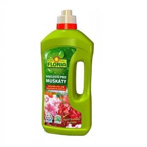Ingrasamant lichid Floria pentru muscate si flori de balcon 1 L