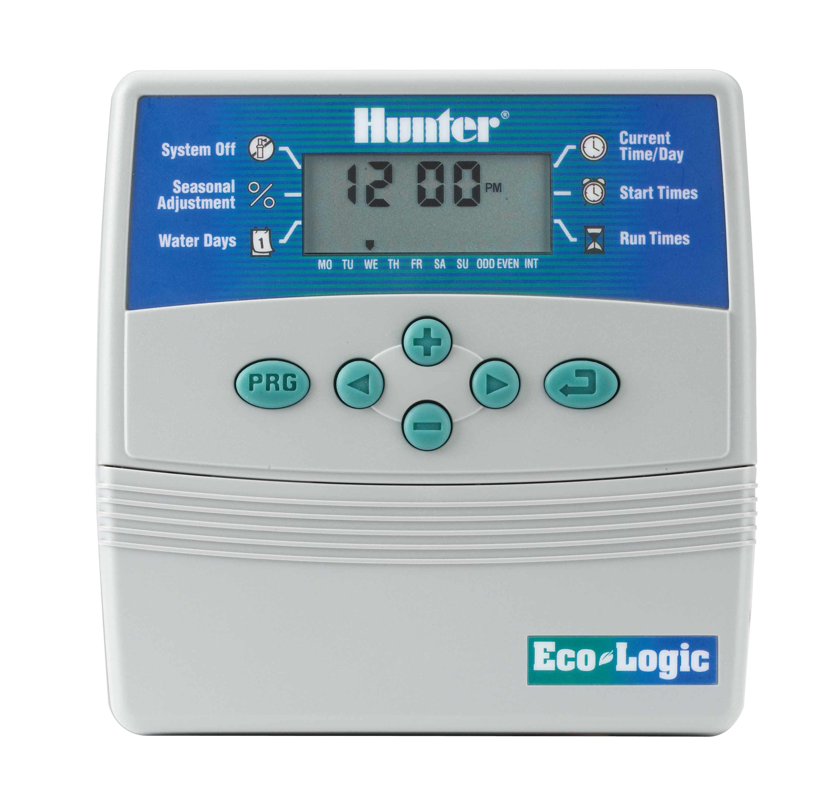 Controller Hunter Eco-logic 4 Zone Interior