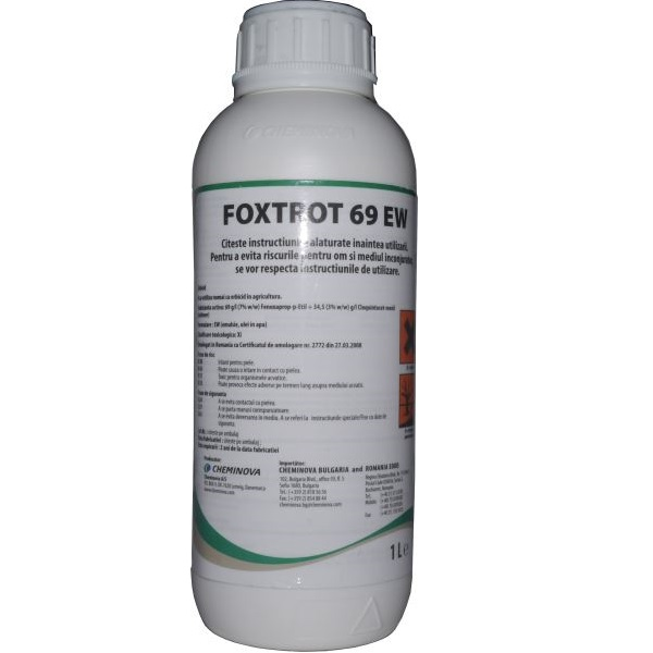 Erbicid Foxtrot 69 Ew