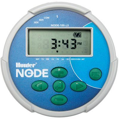 Controller Cu Baterii 9v Hunter Node  6 Zone