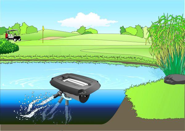 Aerator Iazuri Oase Aquaair 250