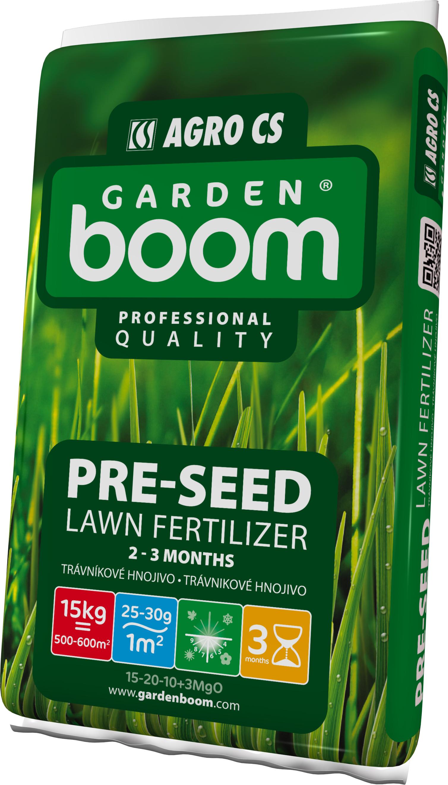 Ingrasamant Pentru Gazon Garden Boom Pre Seed