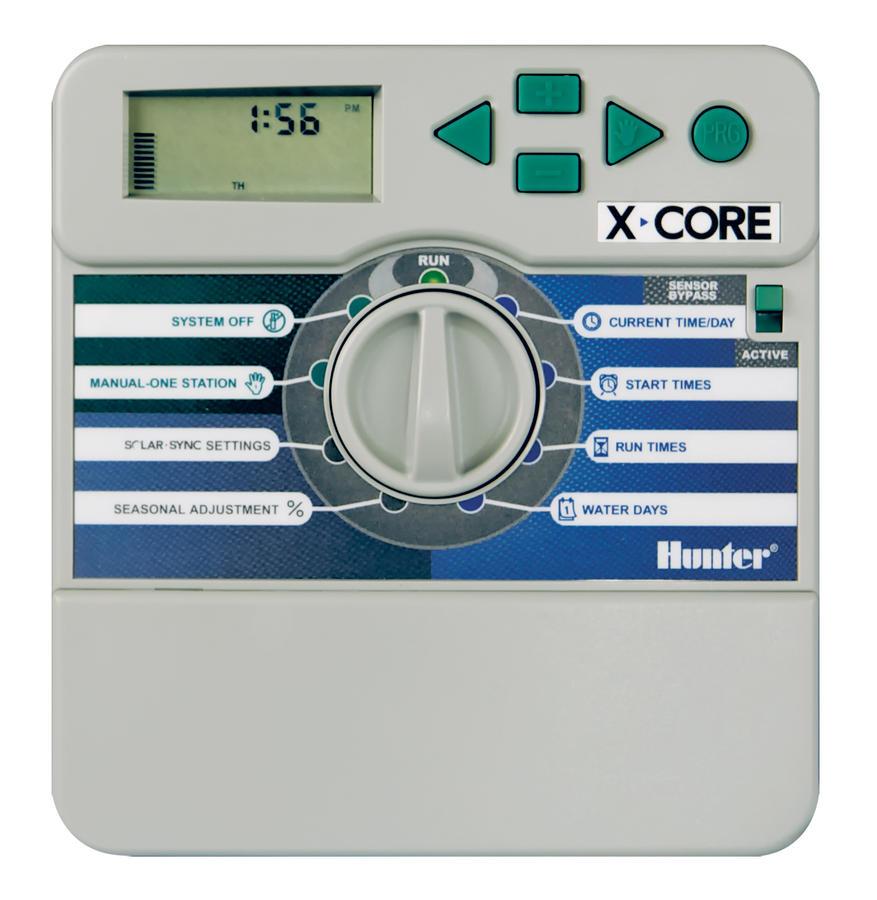 Controller Hunter X-core 6 Zone Interior
