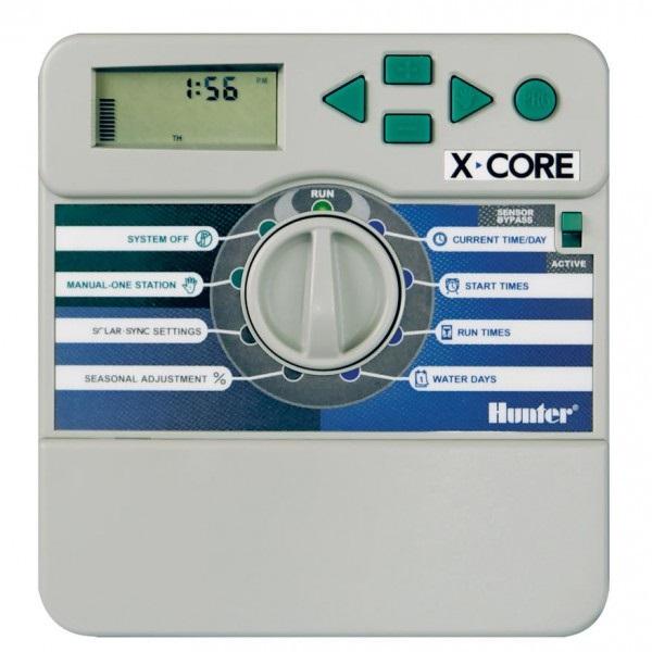 Controller Hunter X-core 4 Zone Interior