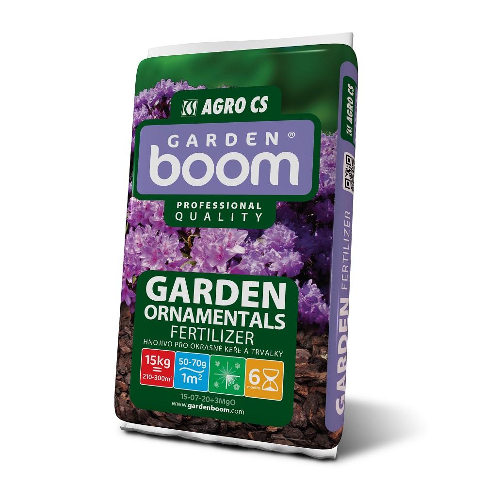 Ingrasamant plante ornamentale Garden Boom Ornamentals, 15 kg