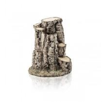 Ornament trunchi de mesteacan, Biorb