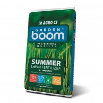Ingrasamant pentru gazon Garden Boom Summer, 15 kg