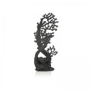 Ornament biOrb scupltura coral negru, L