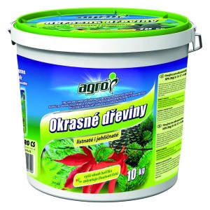 Ingrasamant pentru arbusti decorativi Agro, 10 kg