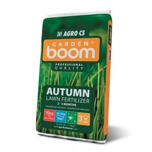 Ingrasamant pentru gazon de toamna Garden Boom Autumn, 15 kg