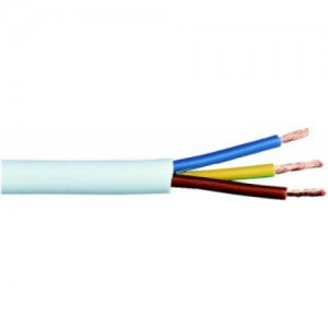 Cablu electric 3 fire, 100 metri