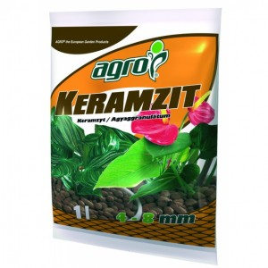 Cheramzit 4-8 mm Agro CS, 1 litru
