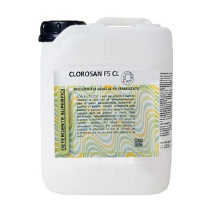 Igienizant pentru podele si suprafete Clorosan, 5 litri