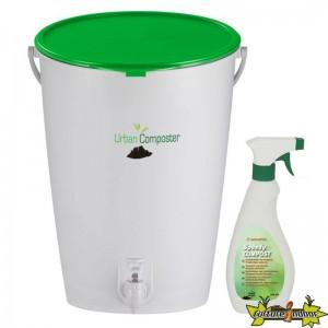 Recipient compost Urban Composter 15 l