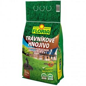 Ingrasamant pentru gazon cu efect anti-cartite 2,5 kg Floria