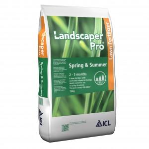Ingrasamant gazon Landscaper Pro Spring & Summer, 15 kg