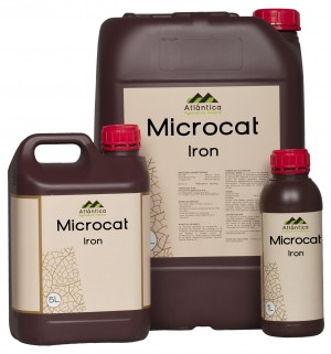 Ingrasamant foliar MicroCat Atlantica Fier, 1l