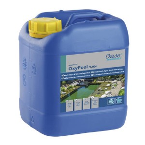 Solutie tratare apa fantani si piscine Oase OxyPool 9.9%, 20 l