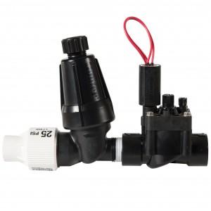 Kit vana picurare cu filtru si regulator presiune Hunter PCZ-101-25