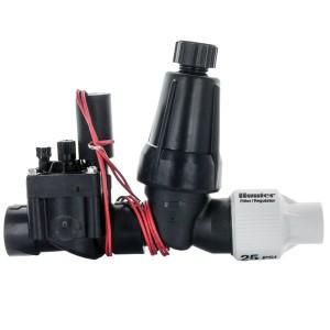 Kit vana picurare cu filtru si regulator presiune Hunter PCZ-101-40
