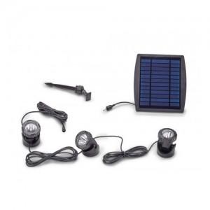 Set iluminare solar Pontec PondoSolar LED set 3