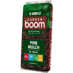 Scoarta decorativa de pin Garden Boom, 65 litri