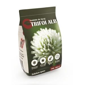 Seminte Trifoi Alb, 0.5 kg