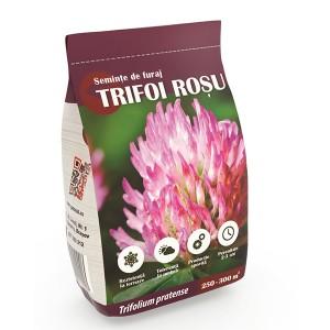 Seminte Trifoi Rosu, 0.5 kg