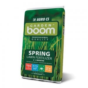 Ingrasamant pentru gazon Garden Boom Spring, 15 kg