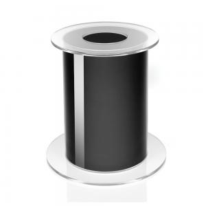 Stand acvariu biOrb pentru Classic 105 litri, negru/alb