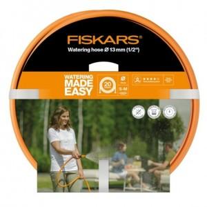 """Furtun de gradina Fiskars Q4, 13mm (1/2""""), 20m"""