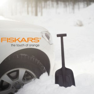 Lopata zapada pentru masina Fiskars Solid
