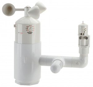 Mini-statie meteo cu senzori de ploaie,vant si inghet Hunter MWS-FR