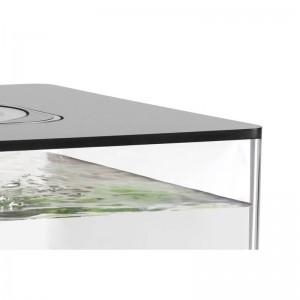 Set complet acvariu cu decoratiuni BiOrb Cube 60 litri MCR, alb