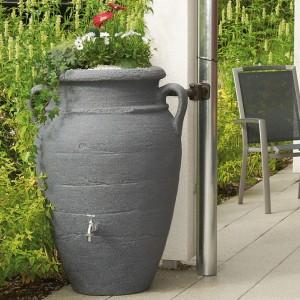 Rezervor apa pluviala Antique Amphora Dark Granite