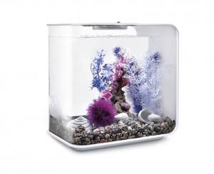 Set de decor acvarii 30 litri biOrb Pink Ocean