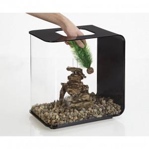Set decoratiune acvariu biOrb alge marine verde-olive