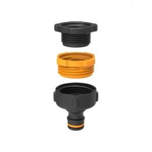 Conector robinet pentru cupla furtun Fiskars MULTI