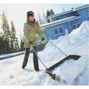 Impingator zapada sanie Fiskars SnowXpert Sledge