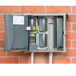 Controller modular WiFi Hunter HCC, 8-38 zone, exterior