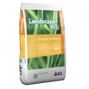 Ingrasamant gazon toamna Landscaper Pro Autumn & Winter, 15kg