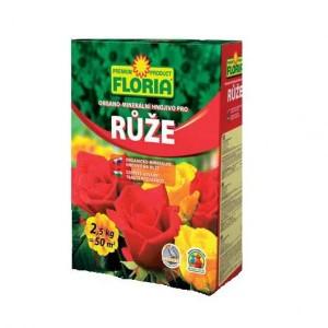 Ingrasamant organic pentru trandafiri 2,5kg Floria