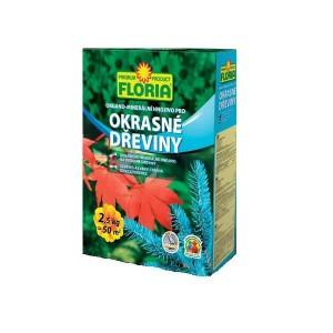 Ingrasamant organic pentru arbusti decorativi 2,5 kg Floria