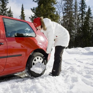 Lopata de zapada pentru masina Fiskars Snow Light